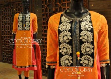 Cotton Ginny Girls Summer Dresses 2014