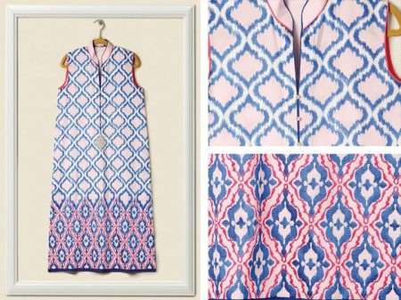 Cross Stitch Women Summer Dresses 2014