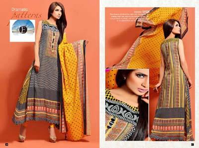 UA Textile Eiza Swiss Voile Prints 2014