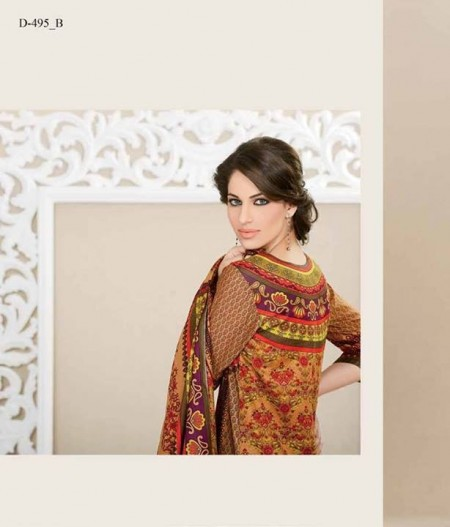 Five Star Textiles Classic Lawn 2014 New Arrivals for Women