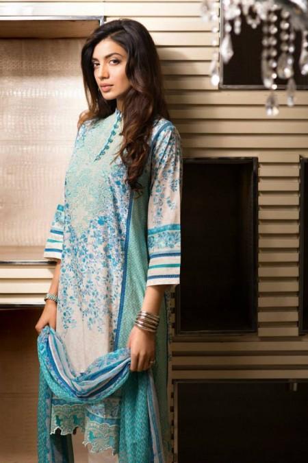 Khaadi Eid-Ul-Fitr Girls Dresses 2014