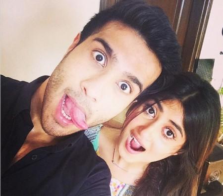 Sajal Ali And Feroz Getting Engaged