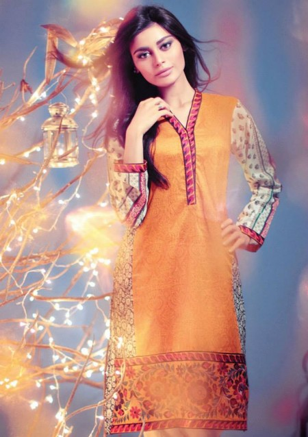 Ethnic by Outfitters Girls Eid Dresses 2014