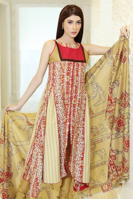 Firdous Fashion Julie Lace Dresses 2014 For Women