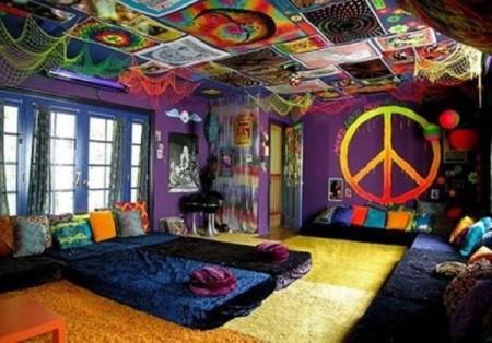 Funky Lights Decoration For Kids Room