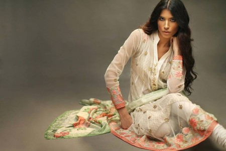 Sania Maskatiya Barr-e-Sagheer Eid Collection 2014