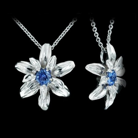 Trends of Women Flower Designed Jewellery