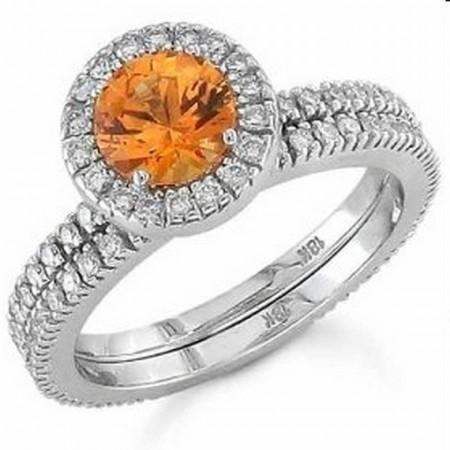 Trends of White Gold Women Wedding Rings