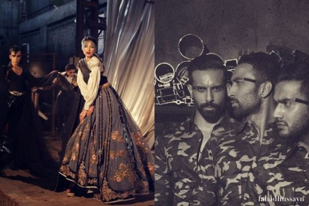 Fahad Hussayn Lost Kingdoms Dresses 2014 For Girls
