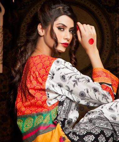Khaadi Ready to Wear Mid Summer Dresses 2014