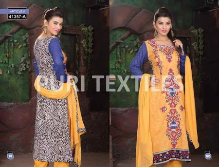 Puri Textile Mid Summer Women Dresses 2014