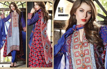 Shaista Cloth Eid Ul Azha Women Dresses 2014