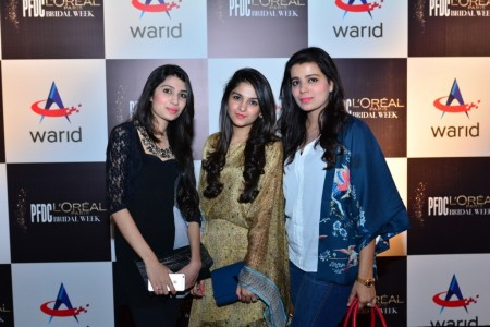 Warid Partners with PFDC for Bridal Fashion Week 2014