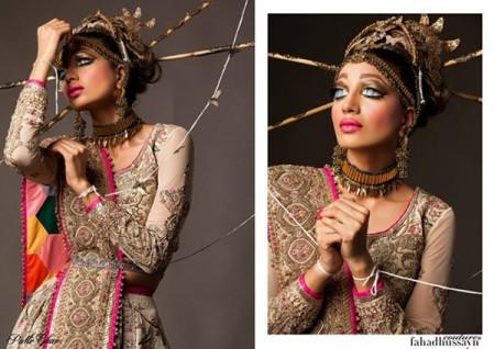 Fahad Hussayn Women Fall Collection 2014