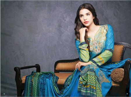 House of Ittehad Women Fall Dresses 2014