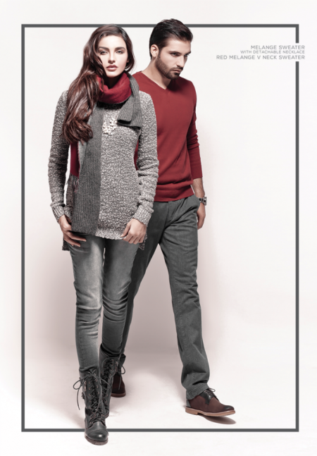 Leisure Club Men and Women Winter Collection 2014