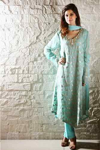 Maria B Eid Ul Azha Collection 2014 For Women