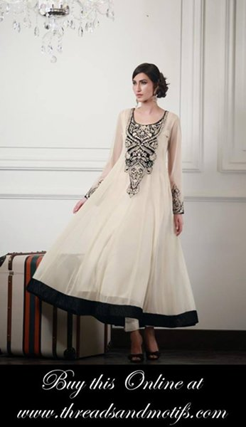 Threads And Motifs Women Dresses 2014 For Fall