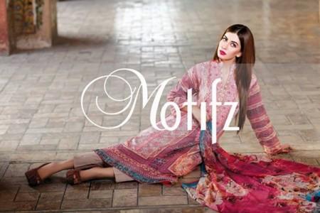 Motifz Eid Ul Azha Collection 2014 For Women