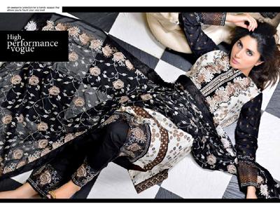 Jubilee Karam Dresses 2014 For Women.