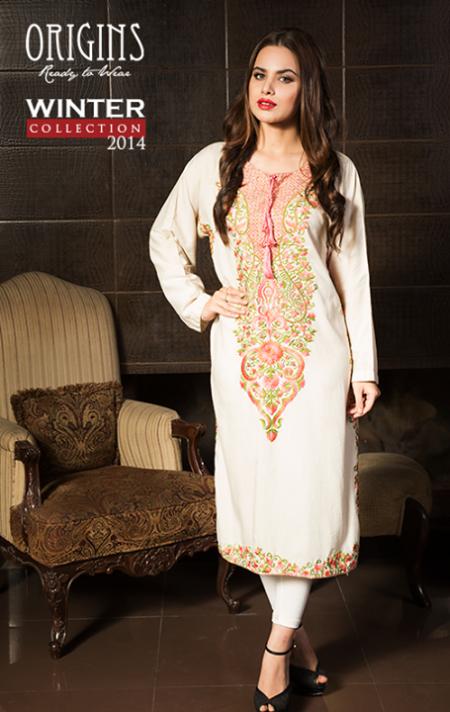 Origins Women Winter Dresses 2014