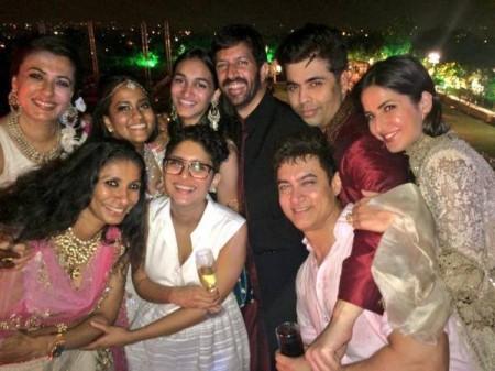 Arpita Khan Wedding Pictures