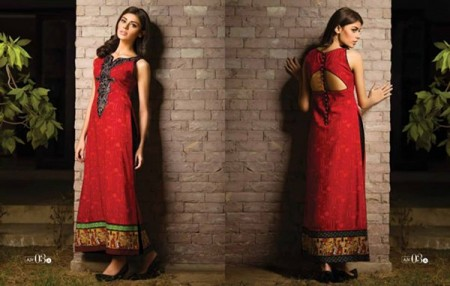 Asim Jofa Women Dresses 2014 For Winter