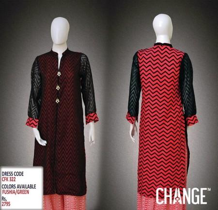 Change Women Dresses 2014 For Fall Season