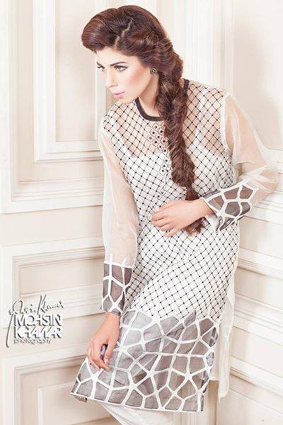 Cross Stitch Women Fall Dresses 2014