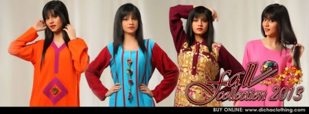 Dicha Fall Collection 2014 For Women