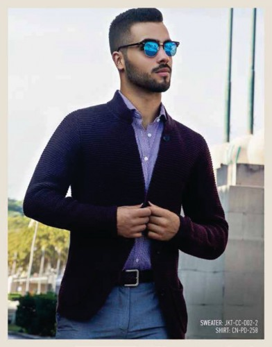 Gul Ahmed Ideas Winter Dresses 2014 For Men