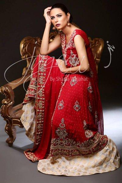Jugaan Bridal Women Dresses 2014