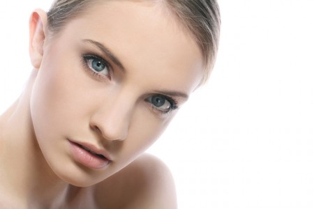 Keep make-up to a minimum