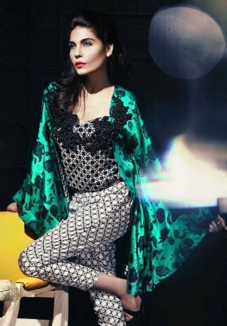Naureen Arbab Women Fall Dresses 2014