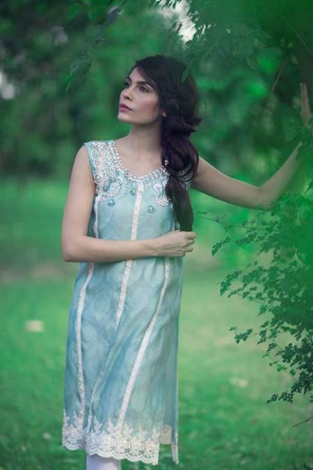 Suffuse by Sana Yasir Girls Fall Dresses 2014