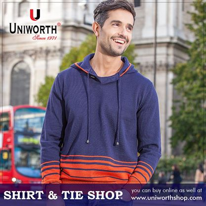 Uniworth Winter Collection 2014 For Men