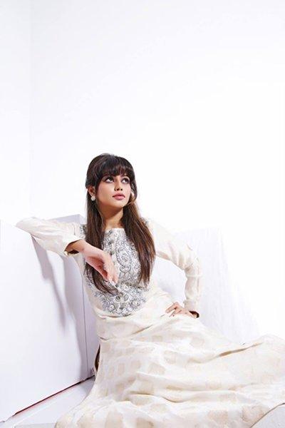 Zunaira's Lounge Women Fall Dresses 2014