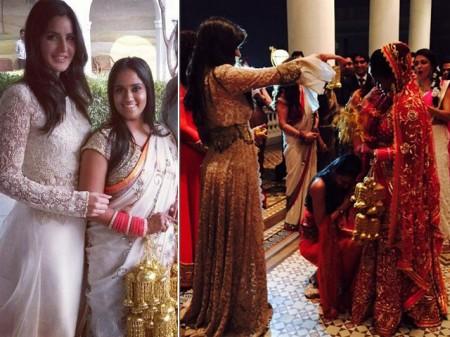 Arpita Khan & Katrina Kaif Pictures