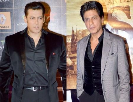Shahrukhan & Salman Khan got popularity on Internet