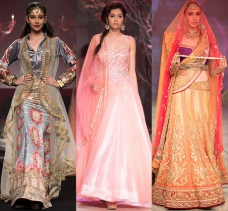 Bridal Couture Week 2014 Lahore