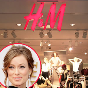 H&M Taps Olivia Wilde as Conscious Ambassador 2014