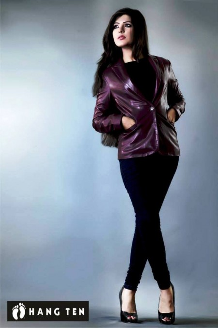 Latest Leather Jackets Trends 2014-15 For Women