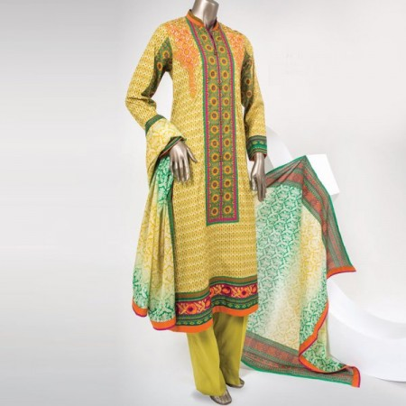 Junaid Jamshed Pret Wear Dresses 2014 For Women - Fashion 2017