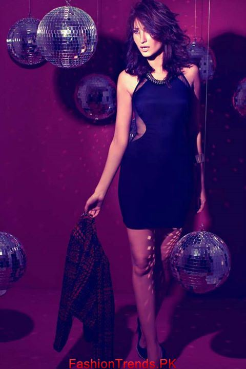 Mantra Girls Party Wear Dresses 2015 (4)