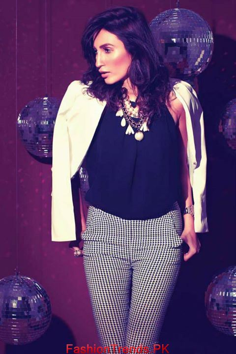 Mantra Girls Party Wear Dresses 2015 (6)
