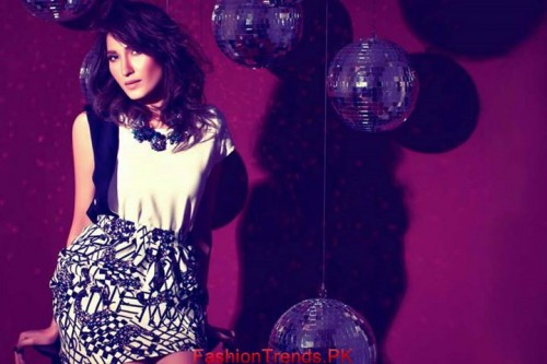 Mantra Girls Party Wear Dresses 2015 (7)