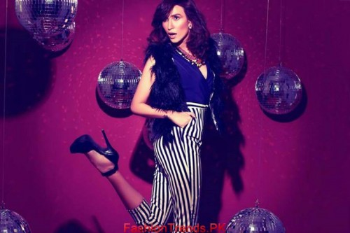Mantra Girls Party Wear Dresses 2015 (9)