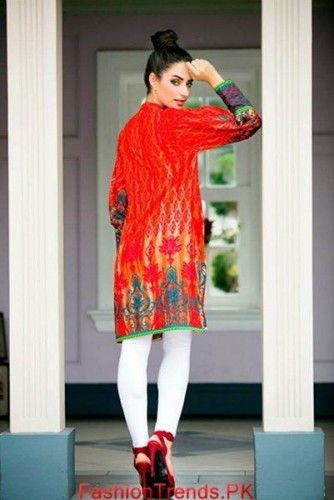 Ready To Wear Women Dresses 2015 by Taana Baana 01
