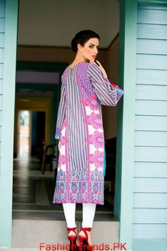 Ready To Wear Women Dresses 2015 by Taana Baana 03