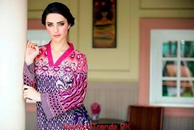 Ready To Wear Women Dresses 2015 by Taana Baana 05